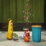 Phim hoạt hình Larva: Vua đổ rác