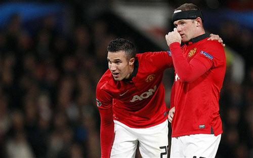 """Rooney: """"Ông già Noel"""" của MU - 2"""
