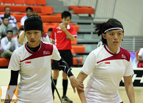 Hot girl hâm nóng SEA Games 27 - 3