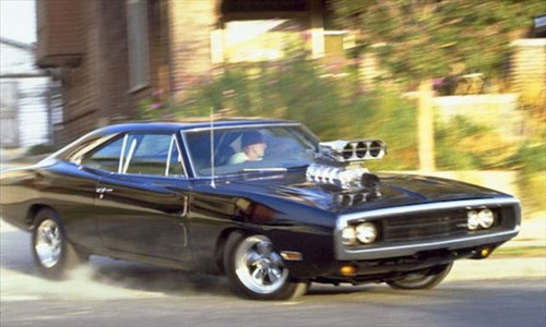 """Top 10 xế """"khủng"""" trong phim Fast and Furious - 1"""