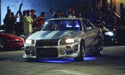 """Top 10 xế """"khủng"""" trong phim Fast and Furious - 2"""