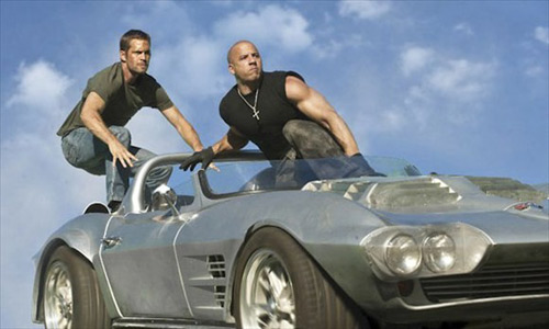 """Top 10 xế """"khủng"""" trong phim Fast and Furious - 4"""