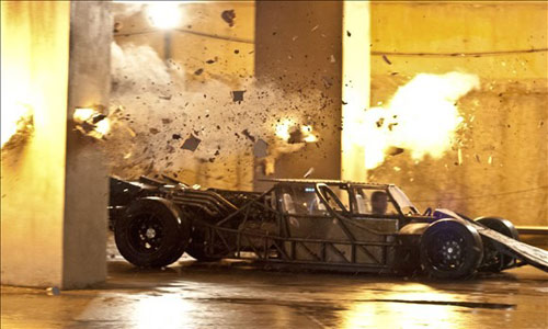 """Top 10 xế """"khủng"""" trong phim Fast and Furious - 7"""