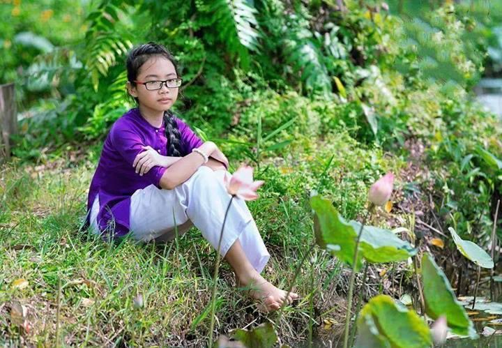 Mỹ Chi: Ba Quang Lê cho tiền sửa nhà mới - 14