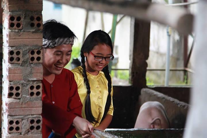 Mỹ Chi: Ba Quang Lê cho tiền sửa nhà mới - 12