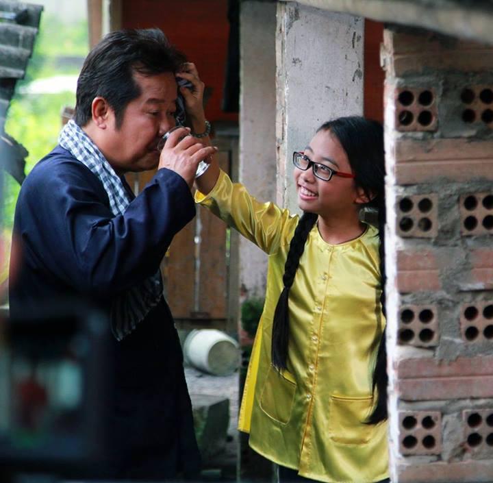 Mỹ Chi: Ba Quang Lê cho tiền sửa nhà mới - 13