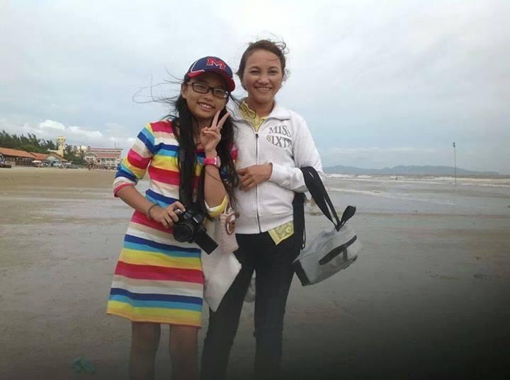 Mỹ Chi: Ba Quang Lê cho tiền sửa nhà mới - 6