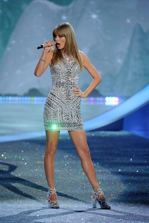 Chê Taylor Swift, thiên thần nội y mất việc? - 3