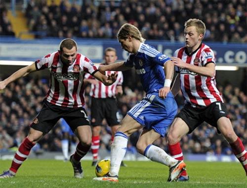 Sunderland–Chelsea: Cơ hội vùi dập - 1