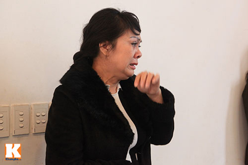 Nghệ sĩ Việt khóc nghẹn tiễn Tuấn Dương - 5