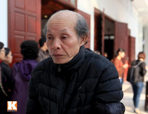 Nghệ sĩ Việt khóc nghẹn tiễn Tuấn Dương - 14