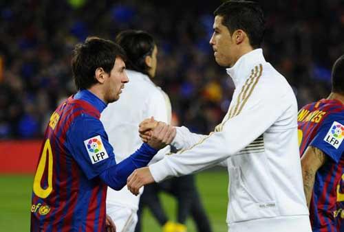 Messi, Ronaldo và định nghĩa sự vĩ đại - 1