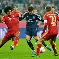 Bayern-Real dẫn đầu hàng thủ Đội hình 2013
