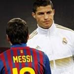 """Bóng đá - """"CR7 tức tối vì sinh cùng thời Messi"""""""