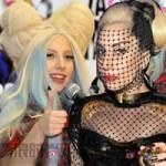 Thời trang - Những kiểu tóc giật gân của Lady Gaga