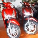 Ô tô - Xe máy - Honda SH màu mới bị đội giá hơn 2 triệu đồng