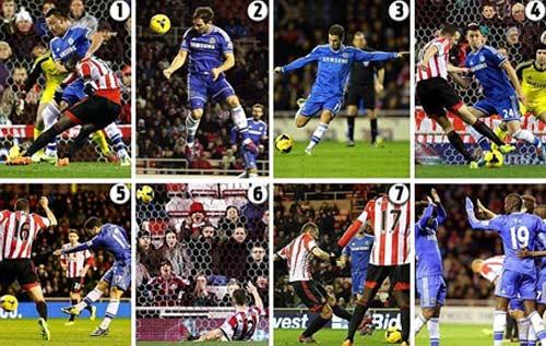 "Chelsea: Một chiến thắng ""thảm họa"" - 1"