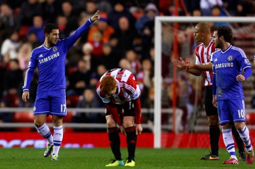 "Chelsea: Một chiến thắng ""thảm họa"" - 2"