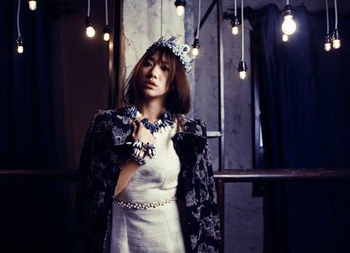 Hari Won xinh như công chúa Tuyết - 6
