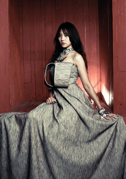 Hari Won xinh như công chúa Tuyết - 8