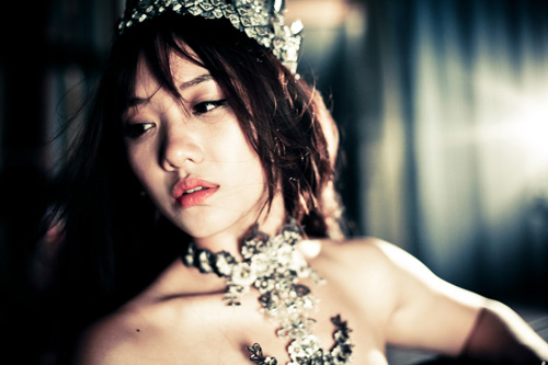 Hari Won xinh như công chúa Tuyết - 12