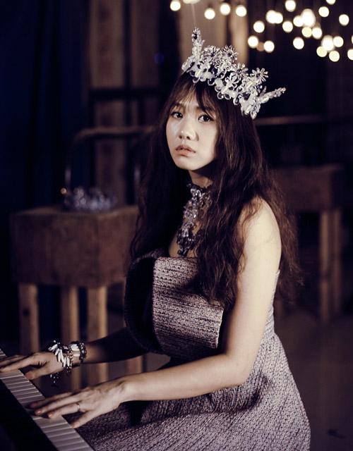 Hari Won xinh như công chúa Tuyết - 7