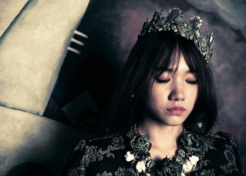 Hari Won xinh như công chúa Tuyết - 10
