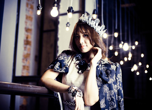 Hari Won xinh như công chúa Tuyết - 4