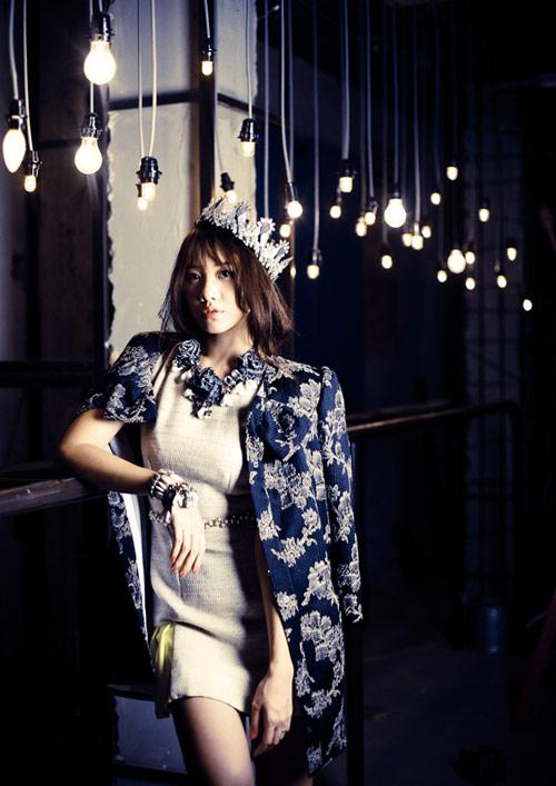 Hari Won xinh như công chúa Tuyết - 3