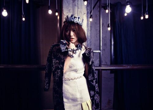 Hari Won xinh như công chúa Tuyết - 2