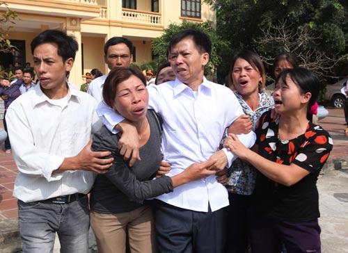 CA Bắc Giang nhận sai: GĐ ông Chấn không đồng ý - 1