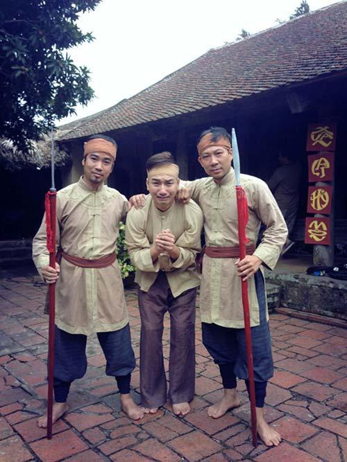 Video Hài Tết 2014: Quang Thắng đổi đời ngoạn mục - 4