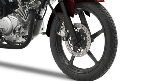 Yamaha YBR125 2014: Xe côn tay hạng nhẹ - 8