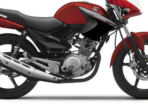 Yamaha YBR125 2014: Xe côn tay hạng nhẹ - 9