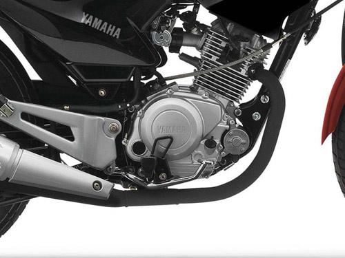 Yamaha YBR125 2014: Xe côn tay hạng nhẹ - 10
