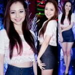 Thời trang - Jennifer Phạm khoe eo thon khó tin