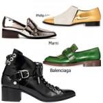 Thời trang - Điểm mặt giầy sang cho quý ông sành điệu