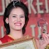 Nữ sinh Du lịch đăng quang Hoa khôi Nhân văn