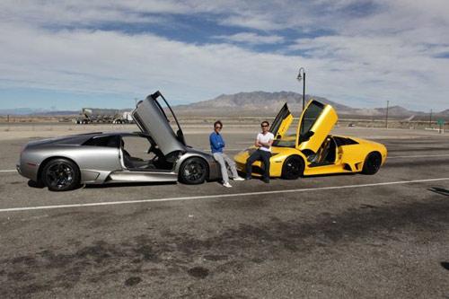 Cường đô la tung video đua siêu xe tại Mỹ - 1