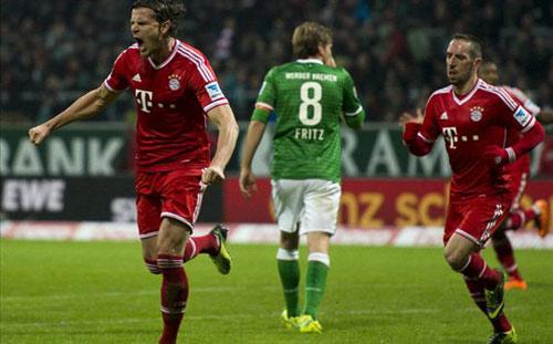 Bremen – Bayern: Tan nát từng mảnh - 1