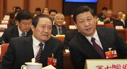 TQ: Chu Vĩnh Khang âm mưu ám sát Tập Cận Bình? - 1