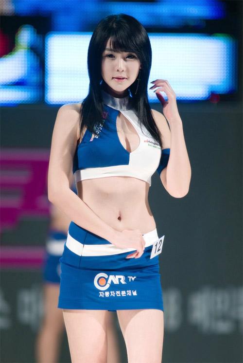 9 người mẫu ô tô nóng bỏng nhất xứ Hàn - 8