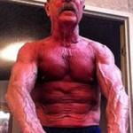 Phi thường - kỳ quặc - Cụ ông 64 tuổi cơ bắp cuồn cuộn như lực sĩ