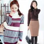 Thời trang - Thay đổi phong cách cùng chiếc áo len