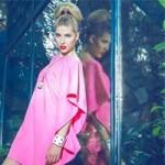 Thời trang - Che  giấu vòng 2 với váy oversize