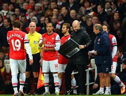Arsenal: Thêm một điểm, thêm niềm tin - 2