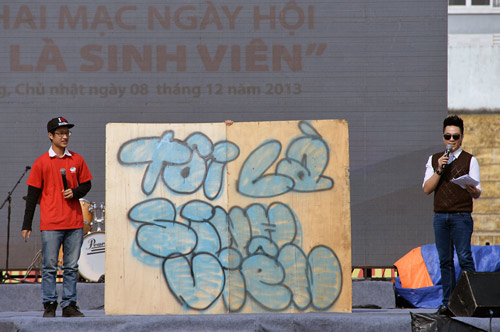 Ngày hội sinh viên rực lửa ở thành phố Hoa phượng đỏ - 12