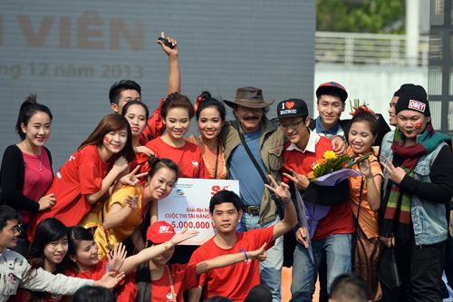 Ngày hội sinh viên rực lửa ở thành phố Hoa phượng đỏ - 14