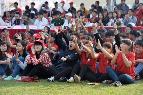 Ngày hội sinh viên rực lửa ở thành phố Hoa phượng đỏ - 7
