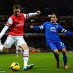 Bóng đá - Arsenal - Everton: Khoảnh khắc xuất thần